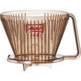 メリタジャパン コーヒードリッパー アロマフィルター 2−4杯用