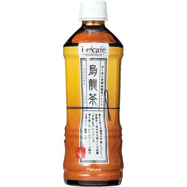 HARUNA ル カフェ 烏龍茶 500ml 24本