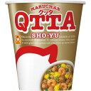 MARUCHAN QTTA(クッタ) SHO-YUラーメン 78g ×12食