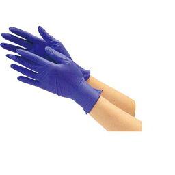 川西工業 ニトリル使いきり手袋 粉無 300枚入 SSサイズ
