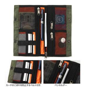 ALPHAアルファMA-1トラベルオーガナイザーALPHAINDUSTRIESMA-1ALPHAポーチアルファトラベルケースパスポートケース旅行トラベルバッグインバッグ
