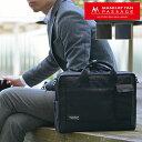 送料無料 MANHATTAN PASSAGE マンハッタンパッセージ 8260 Lux コンパクトブリーフケース メンズ ビジネス バッグ 鞄 ビジネスバッグ A4 ショルダー ノートPC タブレット 撥水 耐久