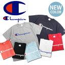 送料無料 Champion チャンピオン Basicシリーズ Tシャツ C3-H374 メンズ トップス 半袖Tシャツ チャンピオン 半袖 シャツ ブランド レディース 161203ss50