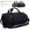 送料無料 MANHATTAN PASSAGE マンハッタンパッセージ ラウンドダッフル ボストンバッグ ショルダーバッグ BAG カバン 鞄 sinseikatsu
