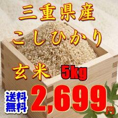 平成30年産コシヒカリ(玄米)5Kg
