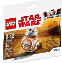 LEGO 【 レゴ レゴブロック ブロック スターウォーズ STARWARS bb-8 bb8 グッズ 玩具 おもちゃ オモチャ 人形 ミニフィギュア Mini BB-8 LEGO Star Wars 40288 】