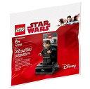 レゴ スターウォーズ 最後のジェダイ DJ ミニフィギュア LEGO STAR WARS 40298