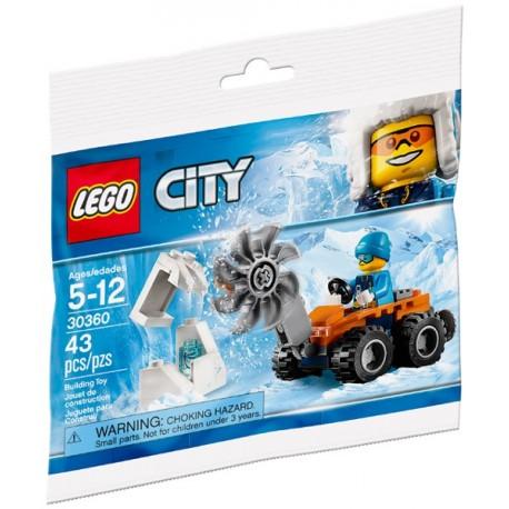 レゴシティ砕氷車LEGOCITYArcticIceSaw30360