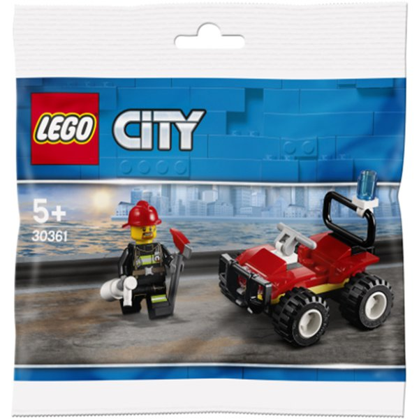 レゴシティ消防バギーミニセットLEGOCITYFirefightingbuggy30361