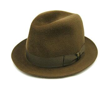 Borsalinoソフト帽<グアナコ>