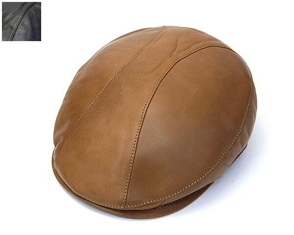 """帽子 イタリア""""FRAMAR(フラマー)""""レザーハンチング[大きいサイズの帽子アリ]【あす楽対応】【コンビニ受取対応商品】"""