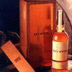 ベン ウィヴィス 1965 37年 700ml 44度 ハイランドモルト シングルモルトウイスキー 木箱付 証明書付 【マスターブレンダーであるリチャード パターソンボトルに直接サイン】【お振込み限定】 【1977年に閉鎖・今後更に入手困難】 【最後のオフィシャルボトル】 kawahc