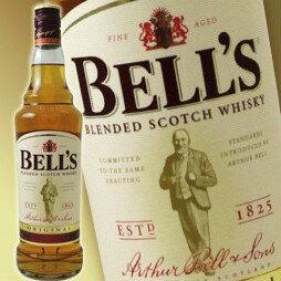 スコッチ・ウイスキー, ブレンデッド・ウイスキー  700ml 40 (Bells Blended Scotch Whisky) kawahc sale