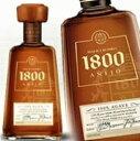 クエルボ 1800 アネホ 750ml 40度 テキーラ CUERVO 1800 ANEJO クエルヴォアニェホ メキシコ Mexico 100%アガベ テキーラ 100% de Agave Tequila kawahc
