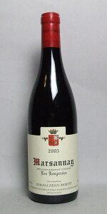 ドメーヌ・ドニ・モルテ マルサネ・レ・ロンジュロワ[2005] 赤 750ml ワイン フランス・ブルゴ...