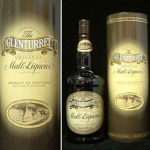 グレンタレット モルト リキュール 700ml 35度 Glenturret Malt Liqueurグレンタレット モルト ...