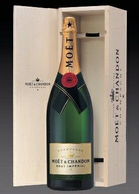 モエ・エ・シャンドン ブリュット マチュザレム 6L (6000ml) 正規輸入品 木箱 Moet & Chandon Brut Imperial モエシャンドン シャンパン シャンパーニュ moe Champagne kawahc hc【同梱不可】