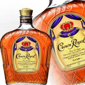 ウイスキー, カナディアン・ウイスキー  750ml 40 CROWNROYAL CANADIAN Whisky whiskey kawahc