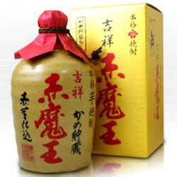 【かめ壺陶器入】本格芋焼酎赤芋仕込み吉祥赤魔王