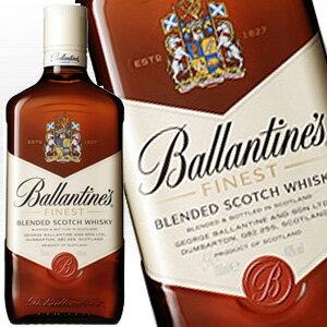 スコッチ・ウイスキー, ブレンデッド・ウイスキー  700ml 40 Ballantines Finest Scotch Whisky whiskey kawahc sale
