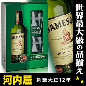 ペアグラス ギフト セット ペア カップ アイリッシュ ウイスキー ジェムソン アイリッシュコー...