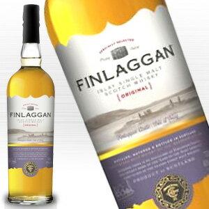 スコッチ・ウイスキー, モルト・ウイスキー  700ml 40 FINLAGGAN ORIGINAL PEATY Islay Single Malt Scotch Whisky IslayMalt kawahc sale