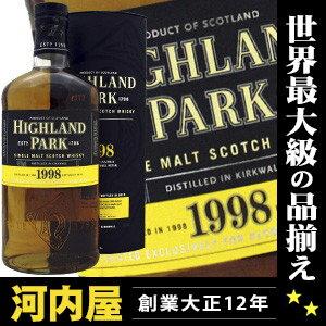 ハイランドパーク [1998] 1000ml 40度 Highland Park [1998] 【after0307】ハイランドパーク [...