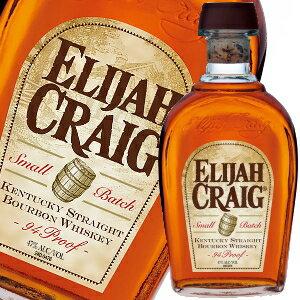 バーボン, スモール・バッチ  12 750ml 47 (Elijah Criag 12YO Bourbon Whiskey) kawahc 1