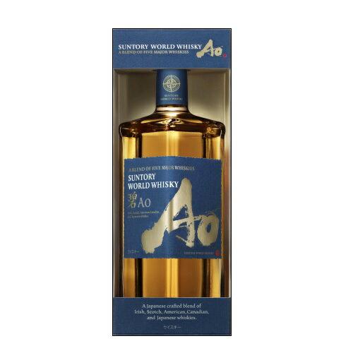 ウイスキー, ジャパニーズ・ウイスキー  AO 700ml 43 suntory ao Japanese Whisky kawahc