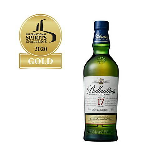 スコッチ・ウイスキー, ブレンデッド・ウイスキー  17 750ml 40 Ballantines 17years old Scotch Whisky whiskey kawahc