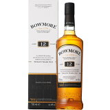 ボウモア 12年 700ml 40度 箱付 Bowmore 12years アイラモルト シングルモルト アイラウイスキーウヰスキーウィスキー IslayMalt SingleMalt Scotch Whisky kawahc
