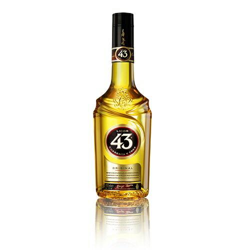 リコール43700ml31度正規輸入品LICOR43クアレンタ・イ・トレススペイン産の甘口リキュールGOLDMOMENTUNLE