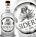 シデリット ロンドン ドライジン 700ml 43度 Siderit London Dry Gin スペイン産ジン kawahc