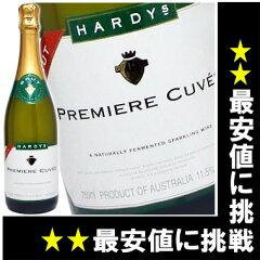 ※一度お飲みいただきたいスパークリングワイン!今だけ送料無料! ハーディーズ プルミエ・キ...