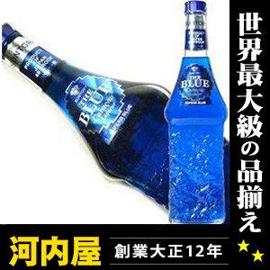 全国一律送料390円サントリー ザ・ブルー キュラソー 750ml 24度 The Blue Curacao Liqueur Sup...