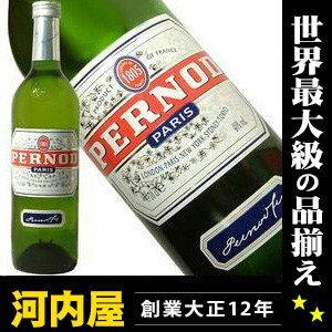 ペルノ 700ml 40度 正規代理店輸入品 ( Pernod Paris ペルノー リカール 社 ) リキュール ...
