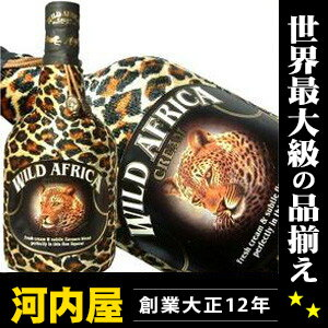 Wild African cream liqueur 700 ml 17 degrees ( Wild African Cream ) liqueur liqueur type kawahc