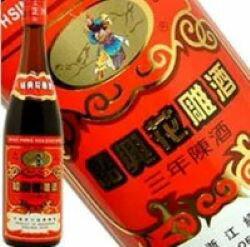 紹興花彫酒 関公 600ml 17度 正規輸入品 酒 中国 Chinese rice wine (shao hsing) kawahc お誕生日オススメギフト sale セール 早割 セール価格 決算 お取り寄せグルメ