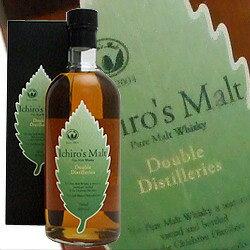 ウイスキー, ジャパニーズ・ウイスキー  Double Distilleries 700ml 46 IchirosMalt SingleMaltWhisky Japanese 11