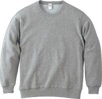 (裏メニュー)おもしろTシャツをクルーネックトレーナー(8.4オンス)に変更出来るオプション。