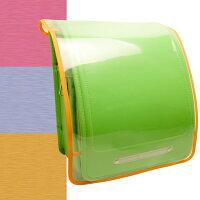 ランドセルカバー透明Clear×Momo3カラー