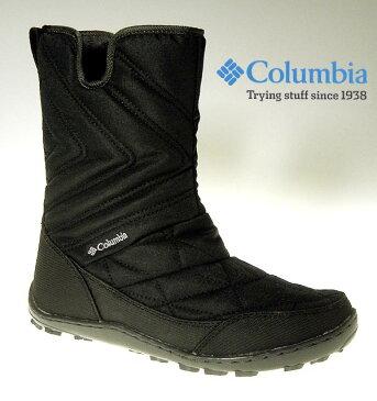 コロンビア レディース 透湿防水あったか防寒 ブーツ BL5959 ウィメンズ ミンクス スリップ3 オムニヒート Black columbia women's minx slip3 omni-heat010 送料無料 オムニテック
