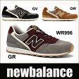 ニューバランス レディーススニーカー WR996 BLACK/GRAY GRAY/BURGUNDY TAN newbalance wr996GV GR GW 【送料無料】02P03Dec16
