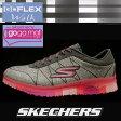 スケッチャーズ レディーススニーカー GO FLEX Ability 14011 GYHP SKECHERS GOGA MAT【送料無料】 02P03Dec16