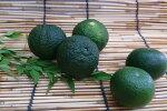 徳島の青柚子(5個)Lサイズ