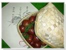 丹波栗(大1.5kg)竹籠入り