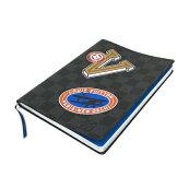 【中古】ルイヴィトンダミエ・グラフィットカイエクレマンスGI0212ノートブックメモ帳手帳ステーショナリーLOUISVUITTONLV