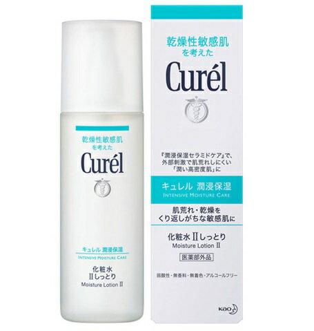 スキンケア, 化粧水・ローション  2 Curel(II) 150ml ( )