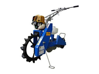 みのる 自走式大粒用播種機 PLE-112