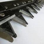 クボタコンバイン刈取刃4条用R1-20R1-211M-01-660